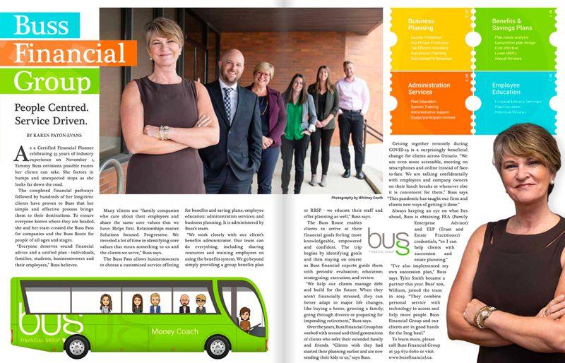 Business London Magazine Article